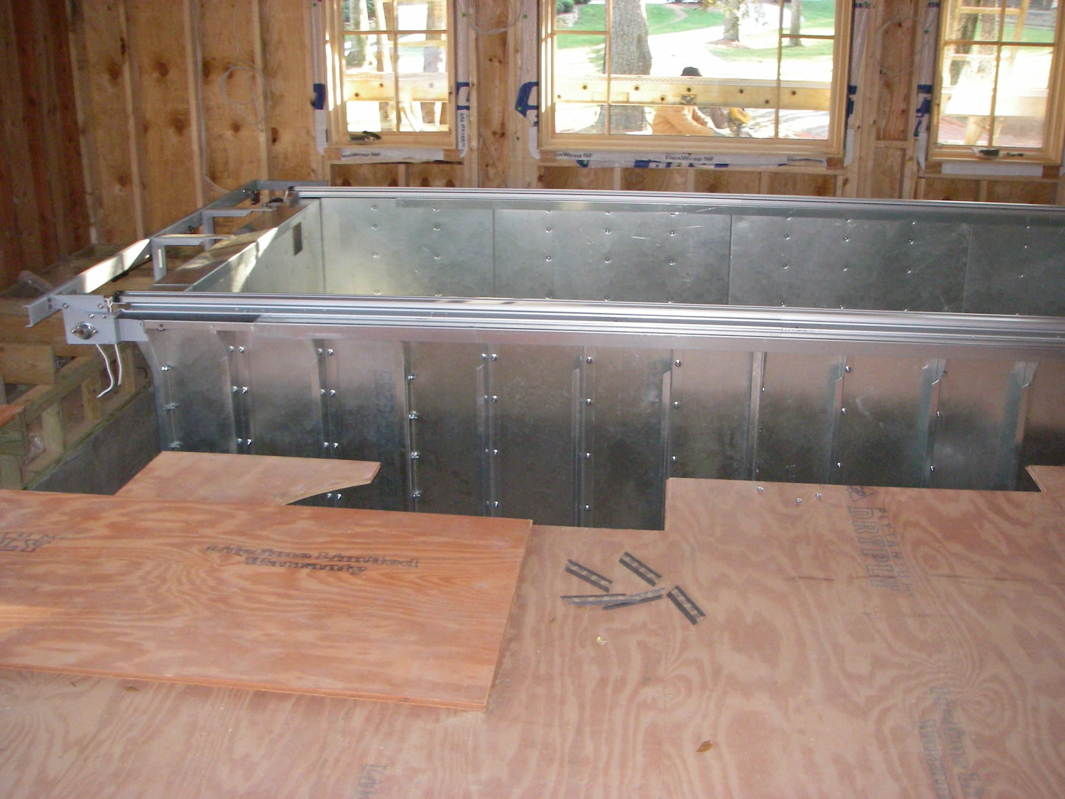 Creating A Spa Handcrafted Homes Inc