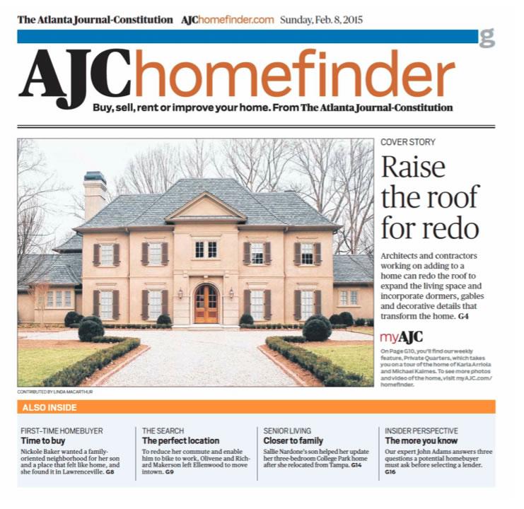 AJC Homefinder – February 2015