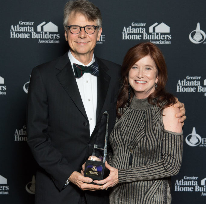 Handcrafted Homes, Inc. Wins Gold OBIE from the Greater Atlanta Homebuilders Association