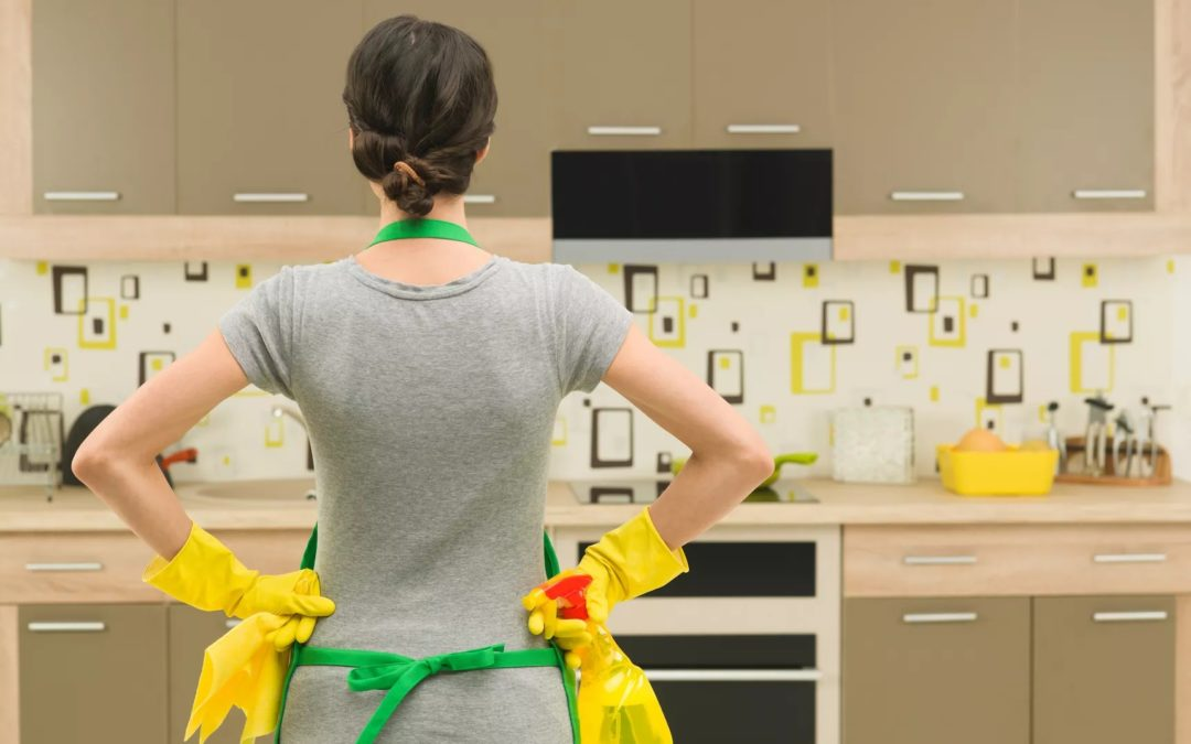During Self-Quarantine, Gather the Family for These Atlanta Home Maintenance Tasks