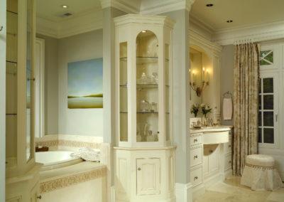 River Villa Master Bath Remodel