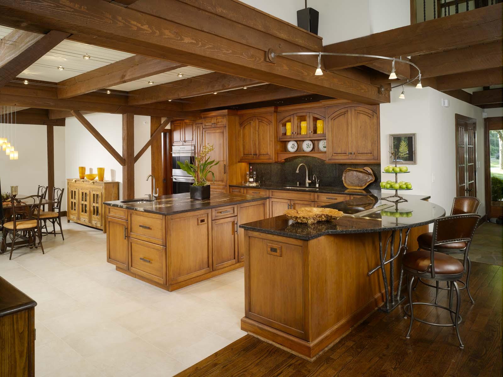 Lodge Kitchen Remodel