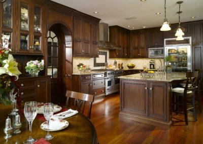 River Villa Kitchen Remodel