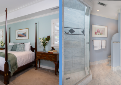 Soothing Bath & Bedroom Remodel